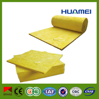 Glass Wool Blanket is the light texture,corrosion-resistance and non-combustion