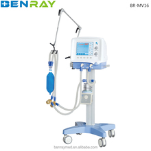 BR-MV16 10.4'' Inch LCD Screen First-Aid Ventilator Machinefree alcohol alcohol breathing machines