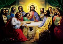High Quality Islam 3D Lenticular Pictures Of Jesus Christ