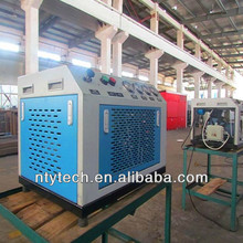 3Nm3/h CNG home filling integral compressor, CNG refueling home compressor for cars
