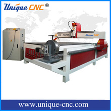 4 axis cnc router engraver machine China cnc router machine sculpture wood carving cnc router machine