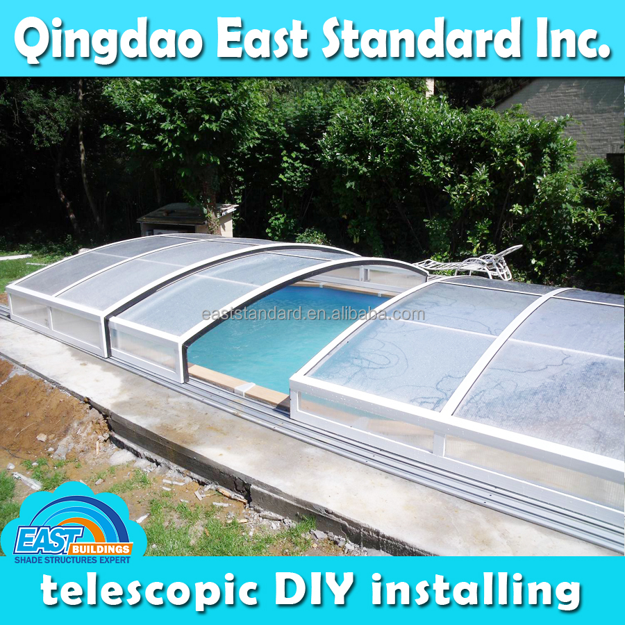 East Standard Telescopic Safety Swimming Pool Covers Buy Swimming Pool Cover Telescopic Pool