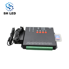 Support 8192 pixels DMX T-1000S T8000A rgb pixel led controller for project