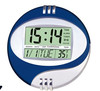 Hairong big numbers lcd clocks, lcd calendar clocks