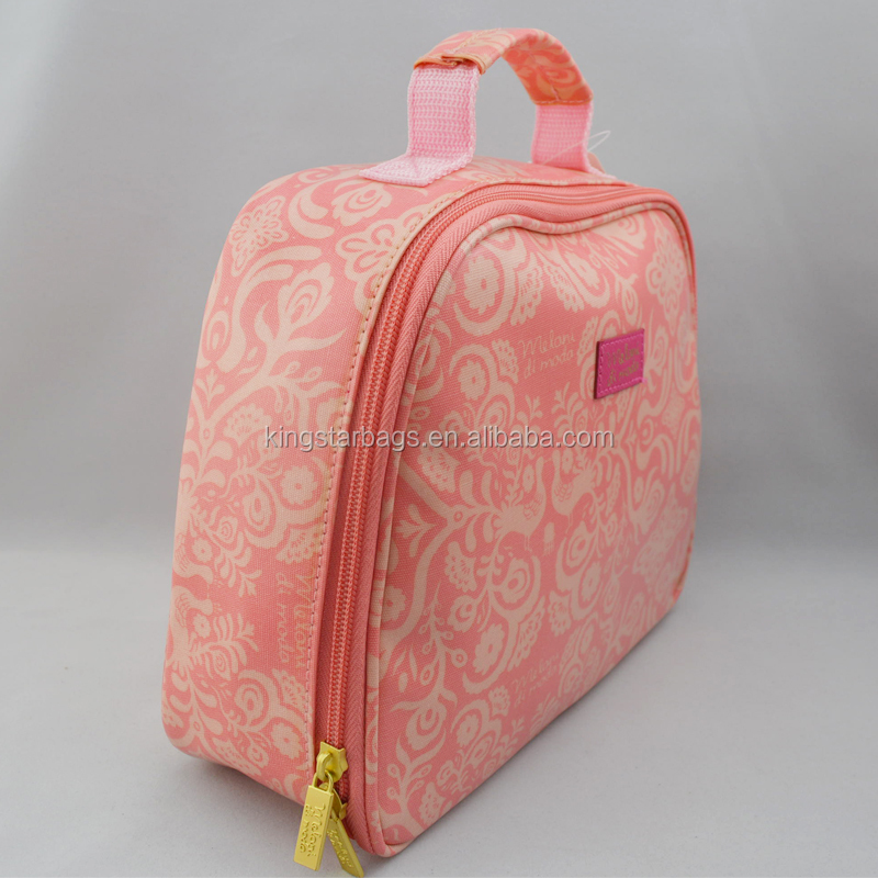 PVC coated Canvas tote bag for travel