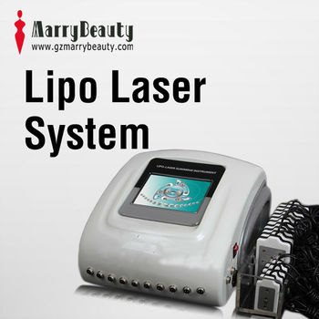 Lipo Laser Diode Laser Slimming Machine For Fat Reduction Weight Loss