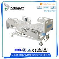Alibaba china hydraulic 3 cranks used invacare hospital bed mattress