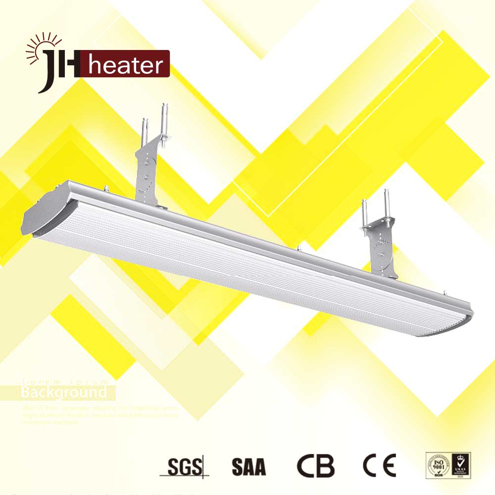 waterproof design infrared outdoor heater