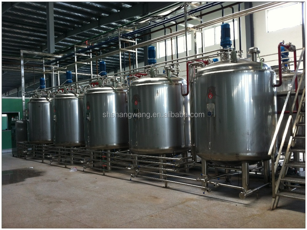 Mini Dairy Processing Plant : Pabrik pengolahan susu uht tanaman skala kecil