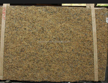 Giallo Santa Cecilia Dark Gold Granite