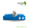 Buy large dog bed soft fabric waterproof beanbag pet bed