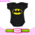 Top 100 Baby Boy Names Image Hipster Baby Clothes Cotton Infant Black Cartoon Bat man Baby Boys Onesie Romper