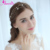 Bridal Hair Ornaments Pearl and Bead Design Wedding Hair Vine Bridesmaid Headband Beach Favors Women Headpiece Gift
