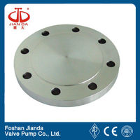 ANSI carbon steel forged astm a105 blind flange 2 with low price