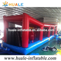 Hot sale wipeout inflatable obstacle course,inflatable wipeout game