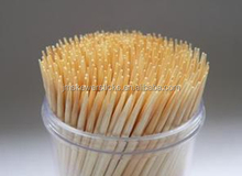 Factory High Quality 1000pcs Bamboo Toothpicks