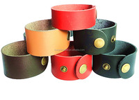 Simple Leather Wrist Strap Wholesale