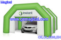 inflatable carport garage tunnel tent
