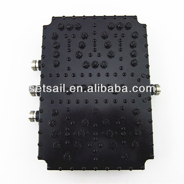 N Type 200W RF Triple Band Combiner