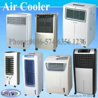 Stand honeycomb air cooler /stand air cooler /honeycomb air cooler