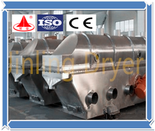 high qyailty continuous Vibrating Fluid Bed Dryer for citric acid/polyacrylamide