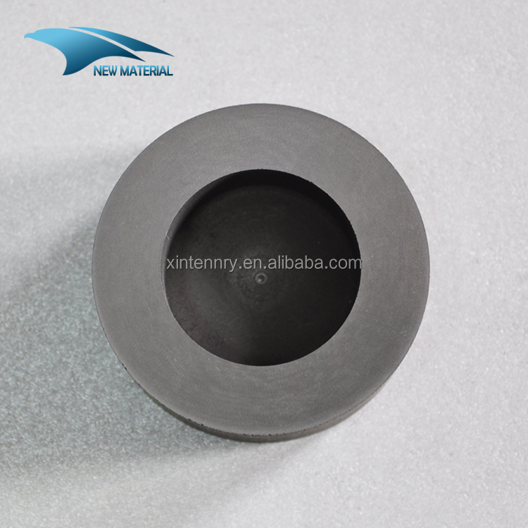 Low Price High Pure Graphite Crucibles For Melting Steel