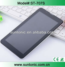 7 inch MTK6577 tablet pc with voice call dual stand by