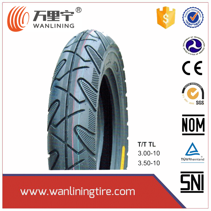 Motorcycle tire 3.25-16 3.00-18 100/90-18 with DOT certificate