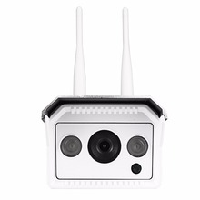 outdoor waterproof IR night vistion security CCTV camera p2p wireless 3g/4g sim card ip camera