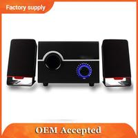 home speaker wooden home theatre subwoofer sound box audio system