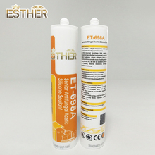 Excellent Adhesion Fast Curing Aquarium Silicone Sealant Glass Sealant Heat Resistant Silicone Sealant