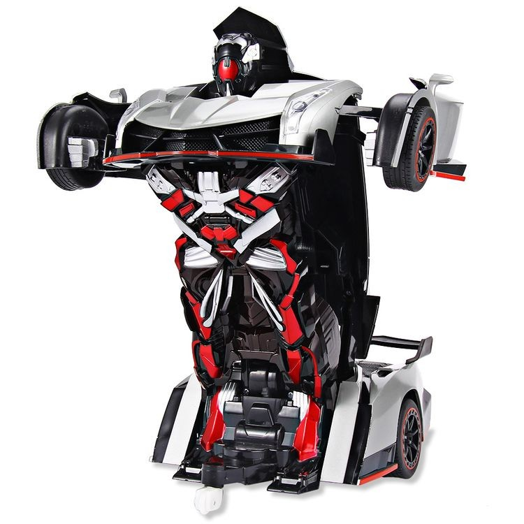 043667a-Radio Control Deformation Robot / Car Simulation Model