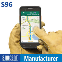 Android PDAs with gprs wifi bluetooth barcode scanner for transportation