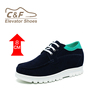 Christian loubotin suede leather shoes for male