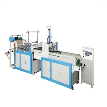 Ruian Xinshun New Design Garbage Plastic Bag Making Machine Bag Manufacturing Equipment For Biodegradable Bags