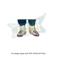 Fire Safety Spats ( SUP-PPE-IHPGA-SP-708-1 )