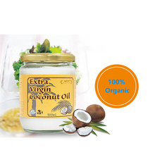 Best Quality cold-pressed Organic Extra Virgin Edible Coconut Oil