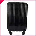 black suit suitcase luggage trolley case bag