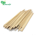 Excellent quality mini bamboo round barbecue skewers sticks