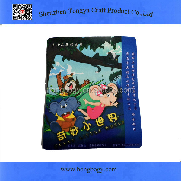 Cute child computer mouse pad