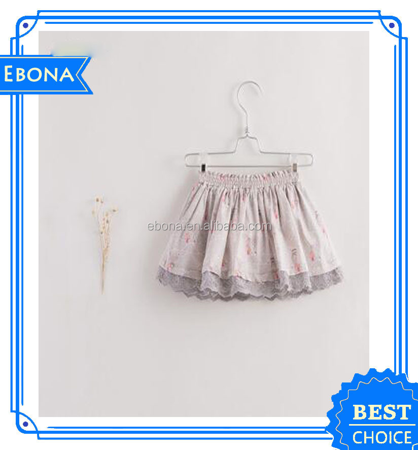 Hot sale colorful chiffon tulle skirts cute girls in short skirts