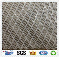 D014 High Quality silk mesh textile for shoes material