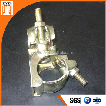 Building Material Swivel Scaffolding Coupler