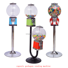 special style gacha toys cabinet machine small balls capsule gashapon prize arcade game machine
