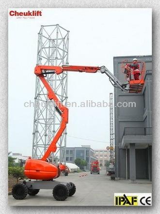 Cheuklift boom lift china GTBZ16A