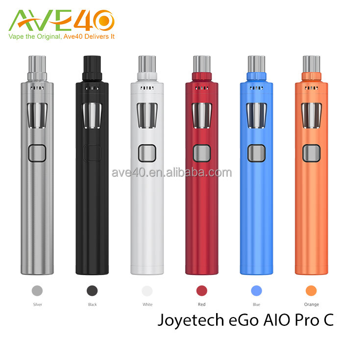 In stock Original 6 Changeable Colors 4ml Joyetech eGo AIO Pro & Pro C Start Kit