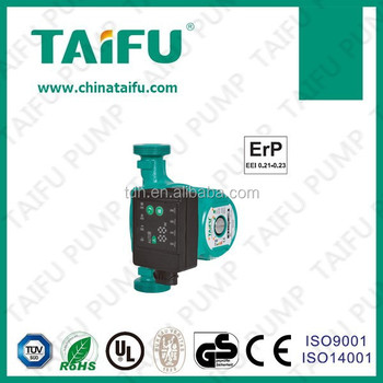 Erp certificated hot water circulating pump, water pump impeller, water pump seal