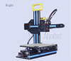Flatbed Printer Plate Type and Multicolor Color & Page 3d printer to glass