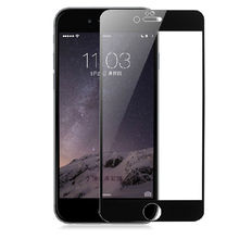 Full Cover 3D Curved Tempered Glass Screen Protector For iPhone 7 Tempered Glass screen protector for iphone6