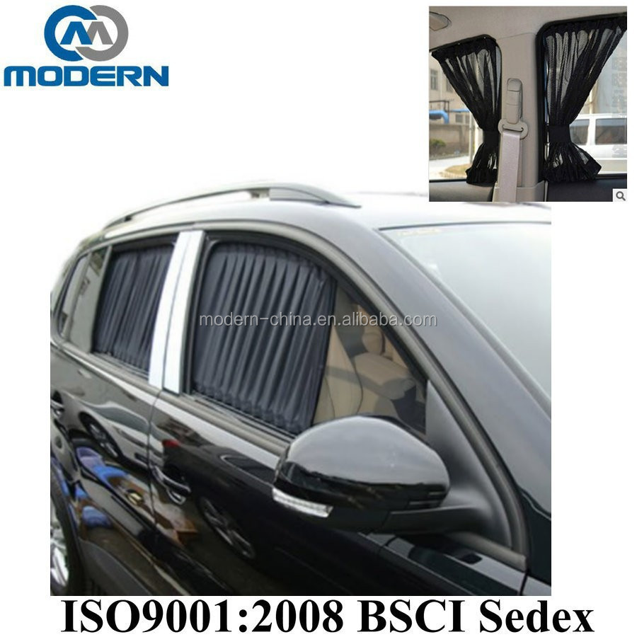 uv protection car window curtains buy mesh fabric car window curtains new car rear window. Black Bedroom Furniture Sets. Home Design Ideas